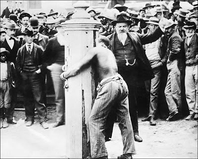 The Slave Whipping Post