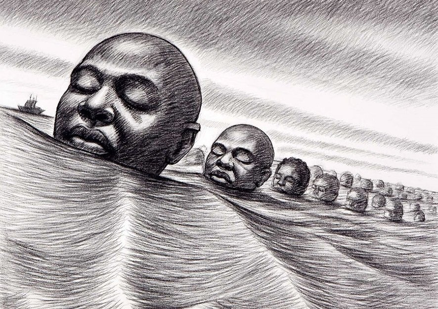 The tragic yet resilient story of Igbo slaves who committed mass suicide off U.S. coast in 1803
