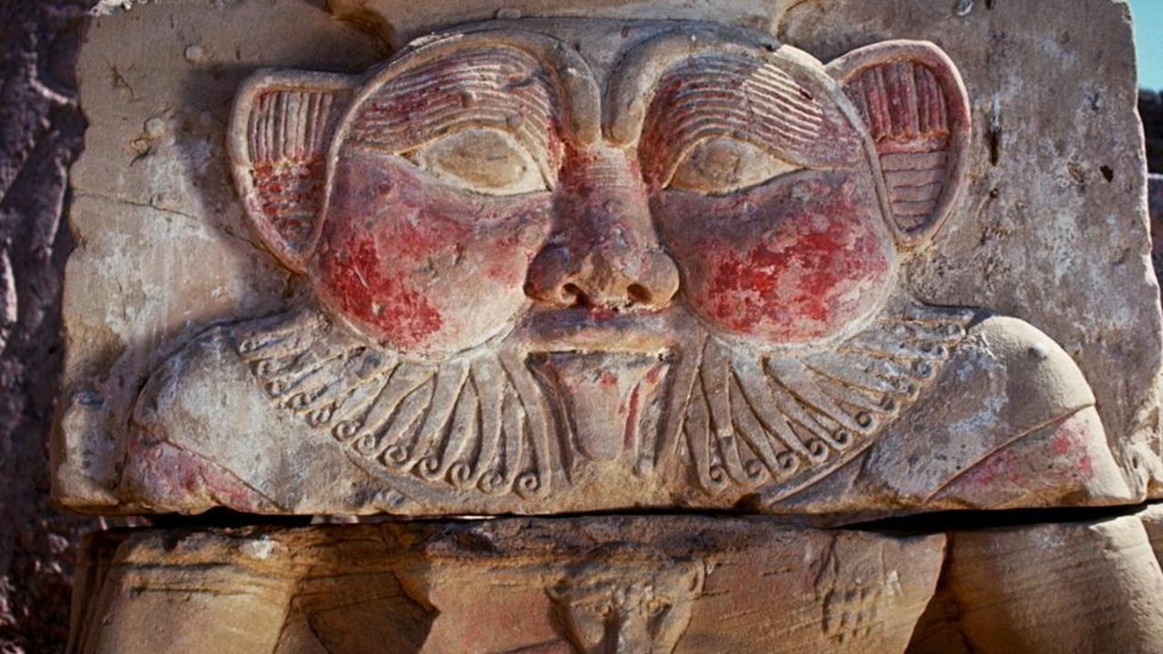 How Egyptian god Bes gave the Christian Devil his looks