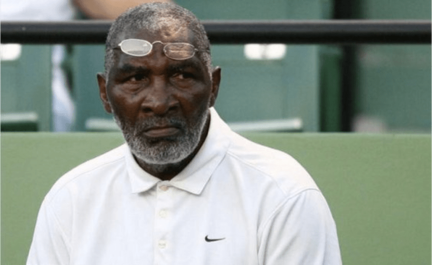 A Tribute to Black Fathers: Richard Williams enters the Tennis Hall of Fame.